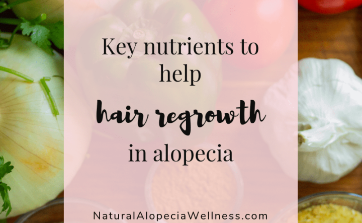 Foods that support hair growth for children with Alopecia Areata