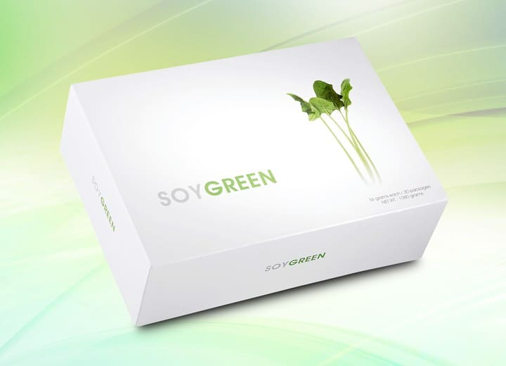 SOYGREEN wholesome soy and plant foods on Natural Alopecia Wellness