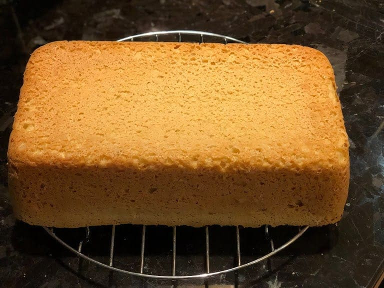 Gluten free bread on Natural Alopecia Wellness