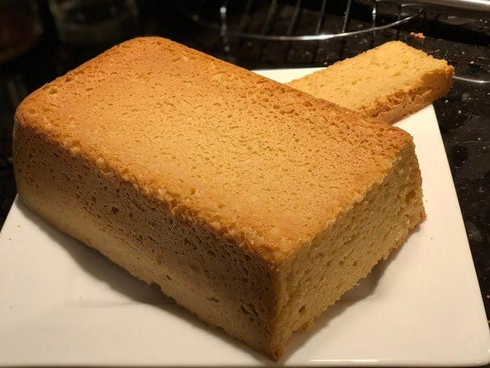 Gluten free bread baking on Natural Alopecia Wellness