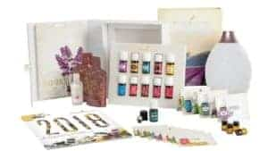 Young Living essential oils wellness support on Winning Alopecia