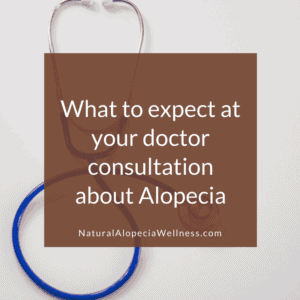 What your doctors can and can't do about Alopecia Areata on Winning Alopecia