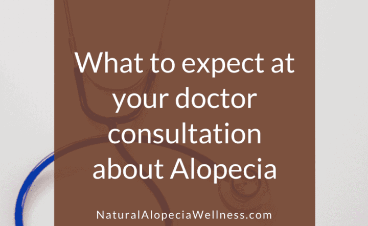What your doctors can and can't do when it comes to Alopecia Areata