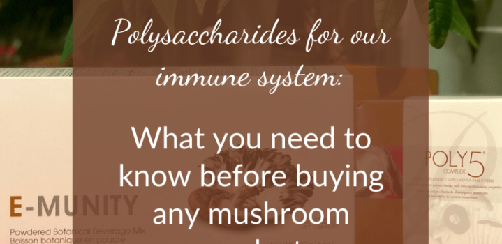 Medicinal mushrooms for your immune system: What you need to know