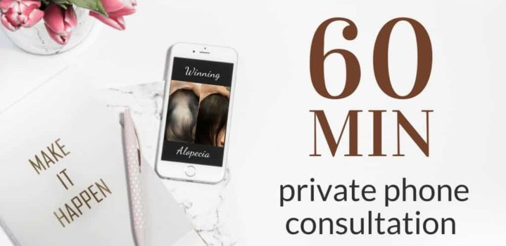 60-Min Phone Consult + Email Support