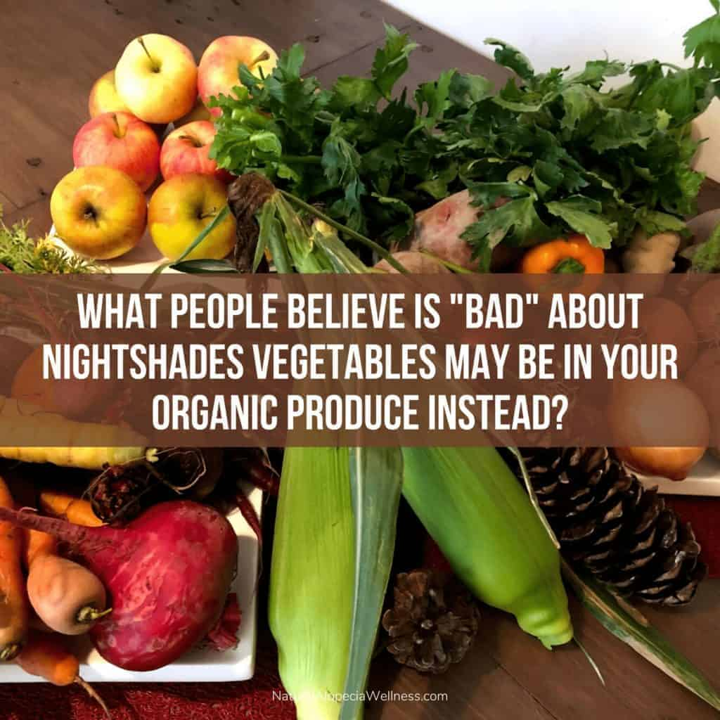 Are nightshade vegetables really bad for you on Winning Alopecia
