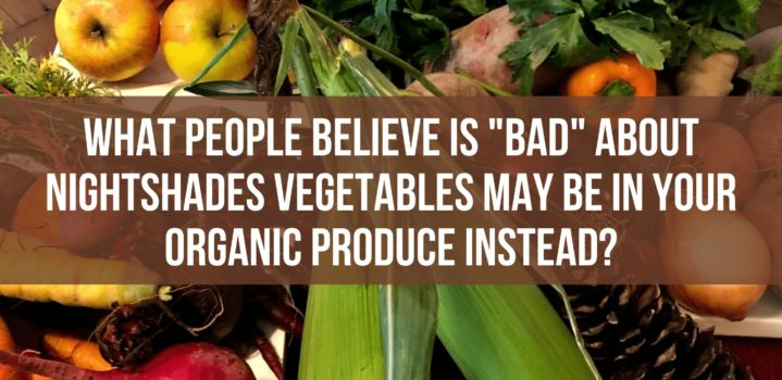 Are nightshade vegetables really bad for you?