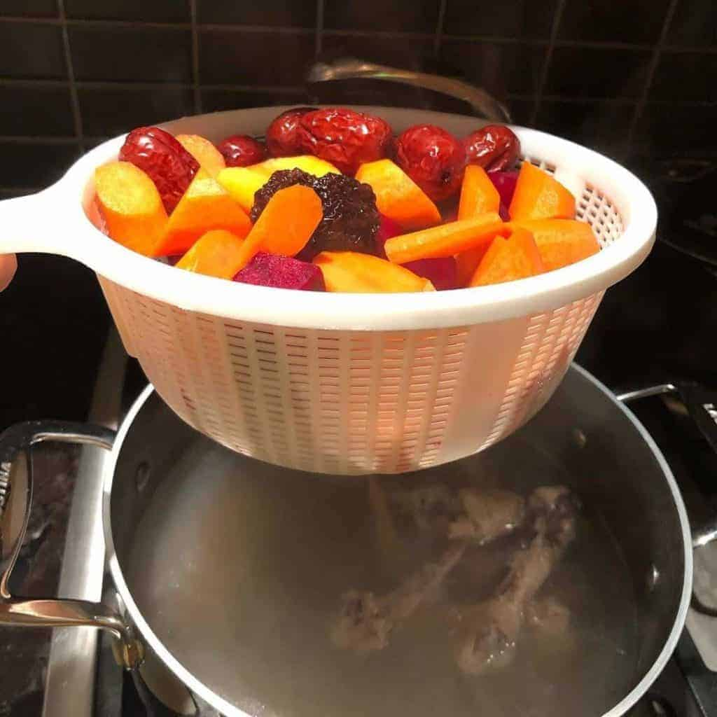 The misconception about bone broth as healing food on Winning Alopecia