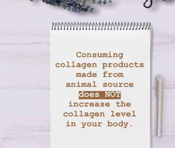 The Real Truth About Collagen Products