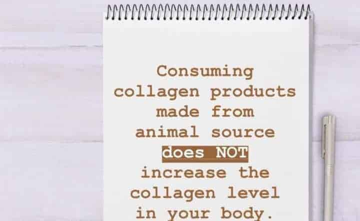 The truth about collagen products