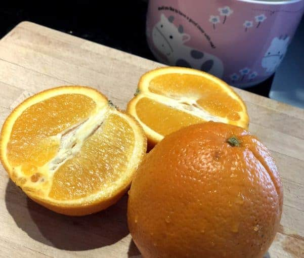Eating oranges are not the same as taking vitamin C pills