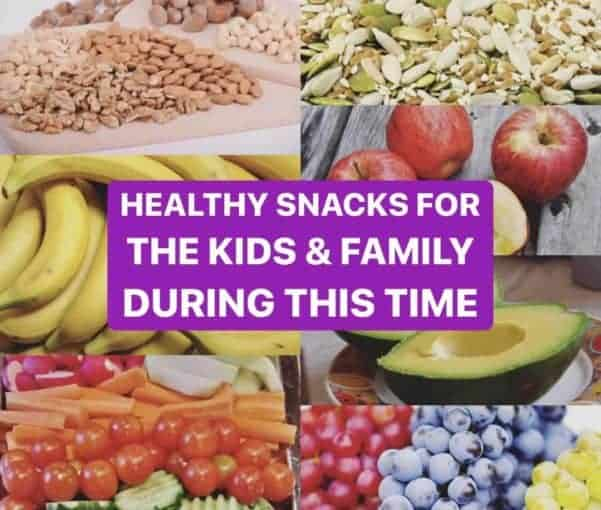 Healthy snacks that boost immunity: Don't haul processed treats