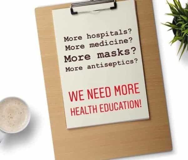 We Don't Need More Masks
