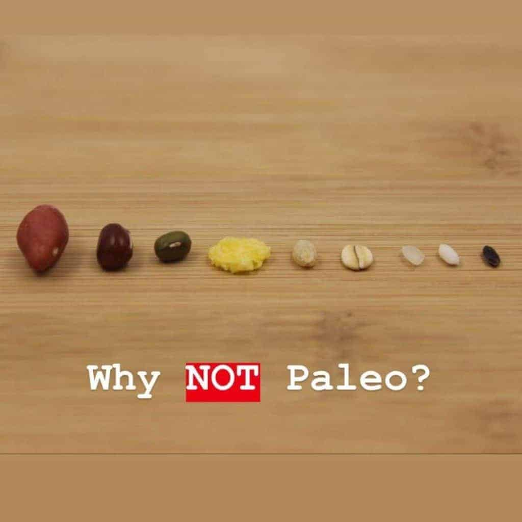 Why not AIP or Paleo diet on Winning Alopecia