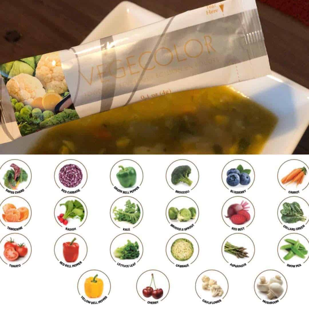 How to eat more raw vegetables for healing Alopecia on Winning Alopecia
