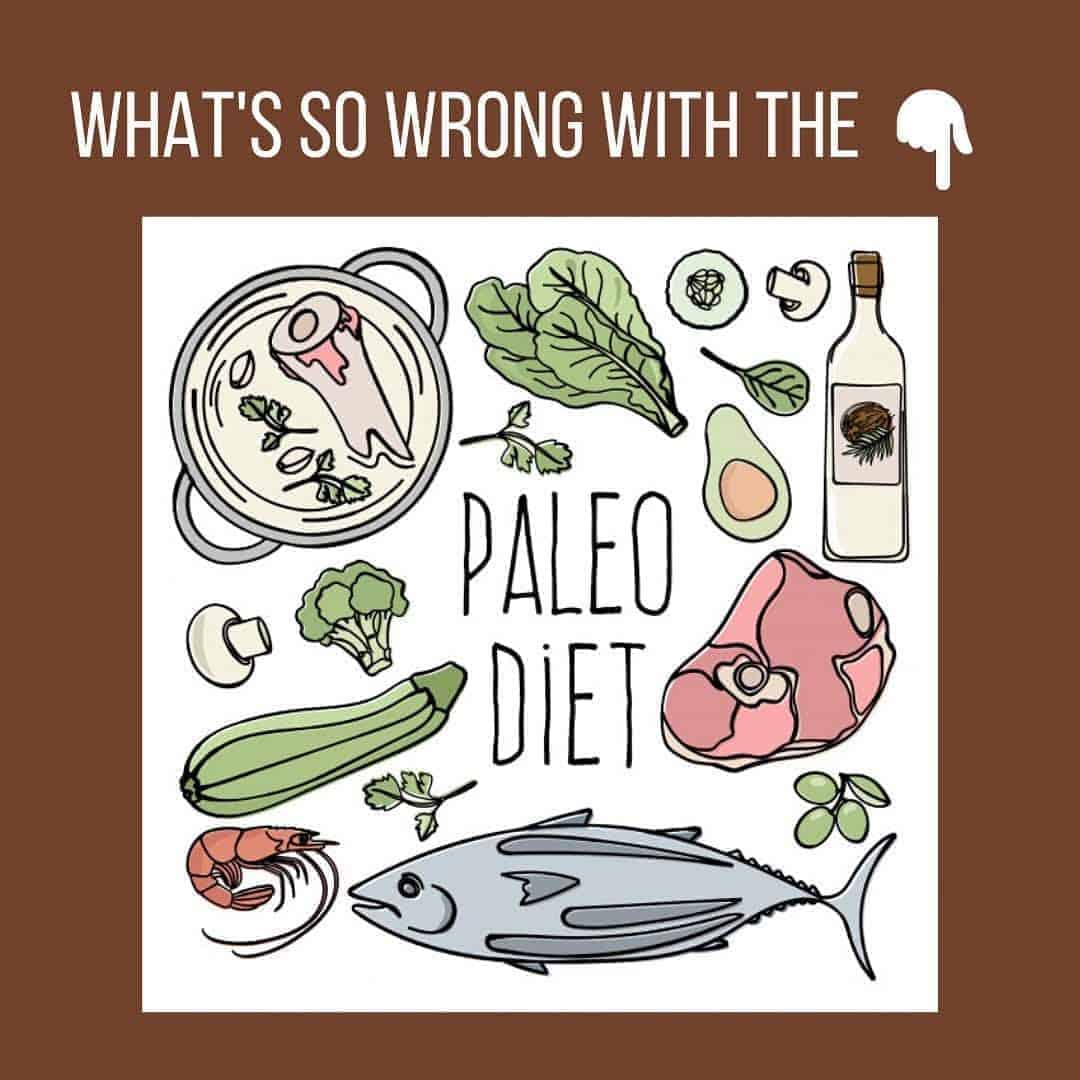 What's wrong with the Paleo or AIP diet?