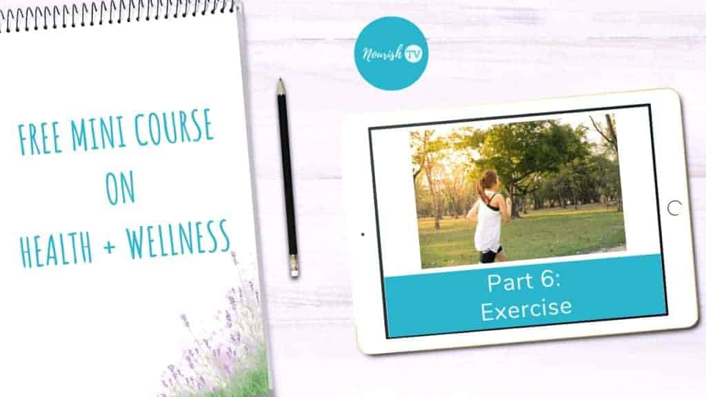 Where Do Exercises Go Wrong and Why Are Fit People So Sick on Nourish TV Healthy Living