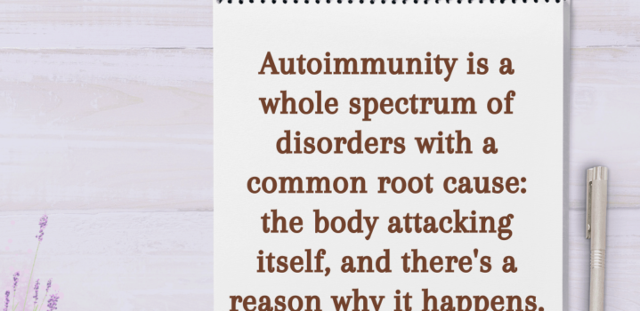 Autoimmunity is a Spectrum of Disorders