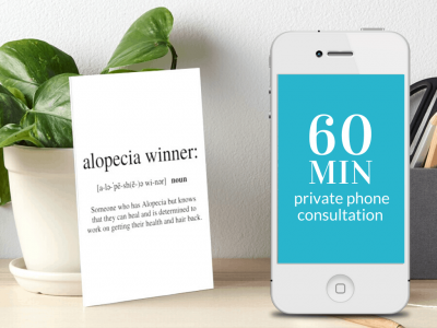 Alopecia Private Phone Consult