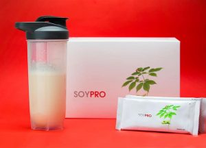 Soypro protein and ginseng dietary supplement on Winning Alopecia