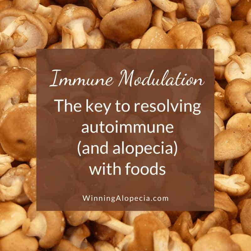 How to resolve autoimmune disease with immune modulation