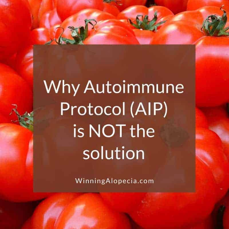aip diet and cholesterol