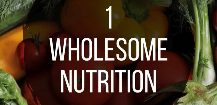 Step 1 – Wholesome Nutrition for Alopecia Recovery