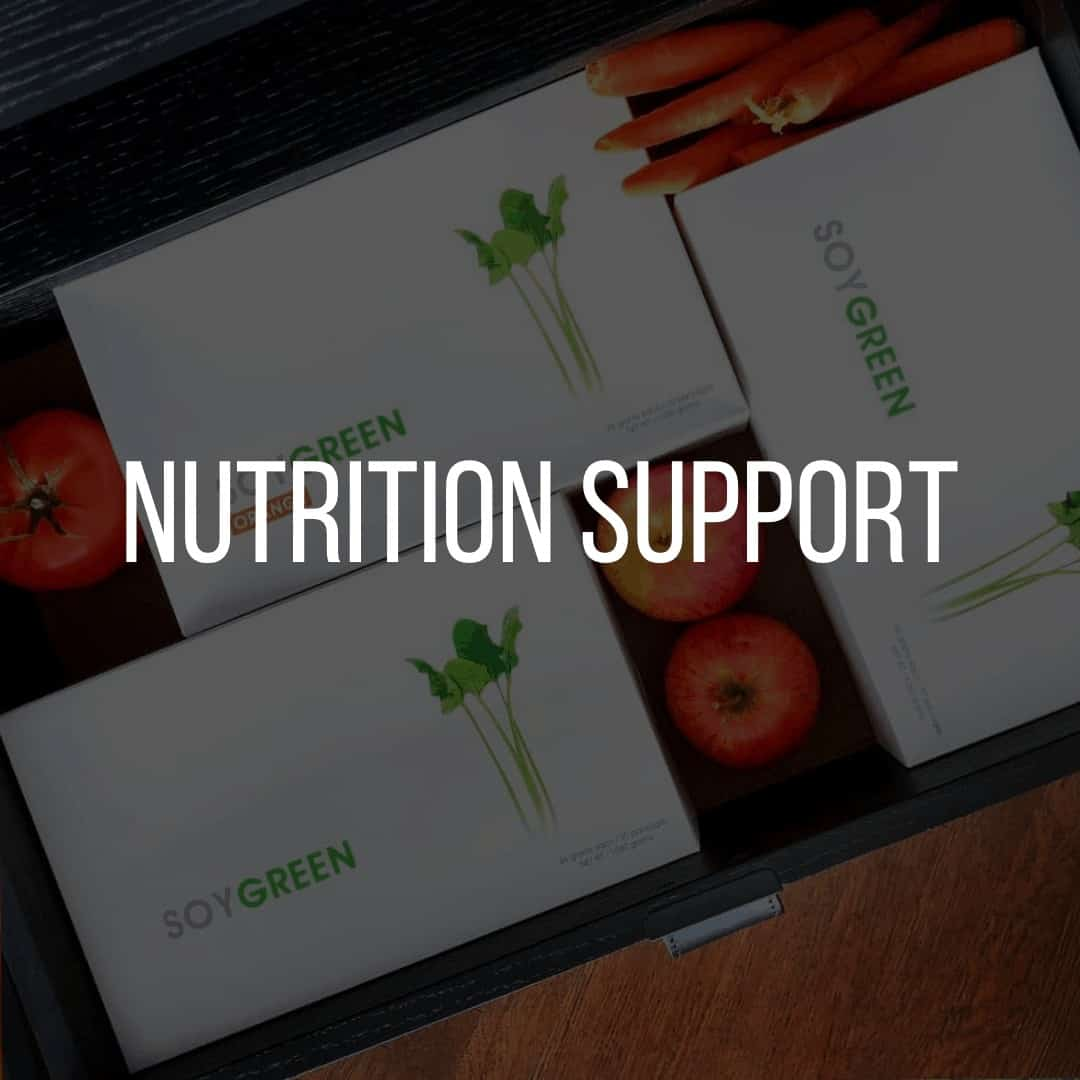 Daily nutrition support dietary supplements on Winning Alopecia