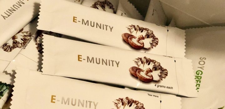 E-MUNITY: Polysaccharides dietary supplement for immune system support