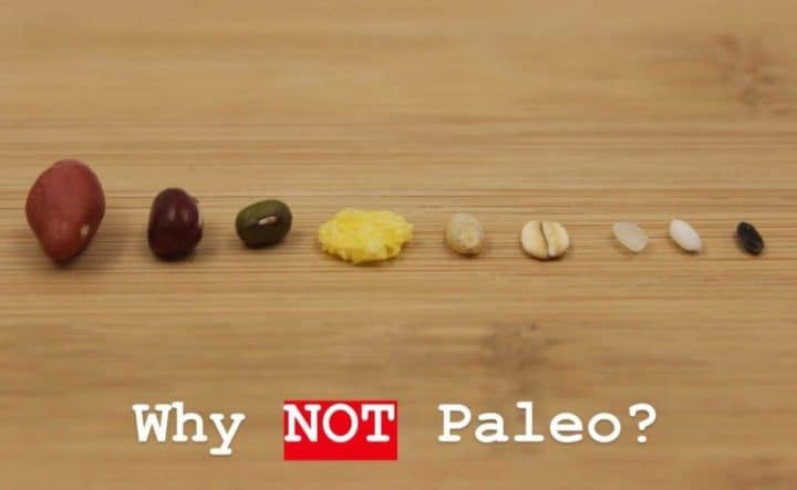 Why NOT Paleo?