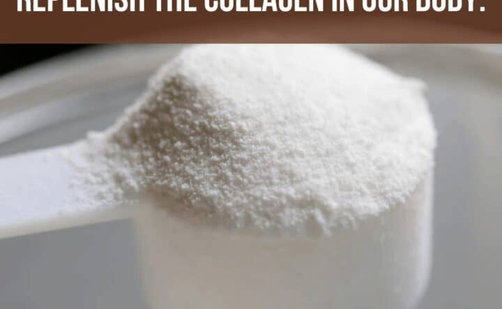 Why collagen supplements don't do anything to replenish your collagen levels